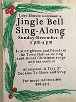 Sing-Along poster